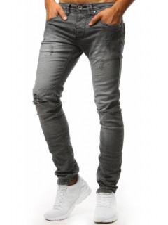 Vīriešu džinsi Edgar (Pelēks krāsa)