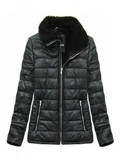 Sieviešu jaka (melns) Linda