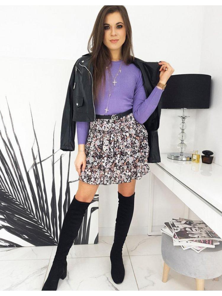 Džemperis (purpura krāsa) Evelin