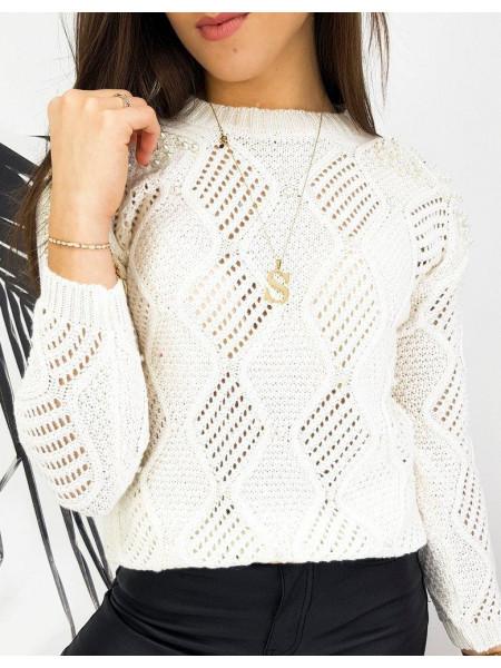 Džemperis (Krēms) Tinna