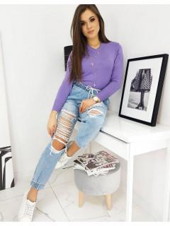 Džemperis (purpura krāsa) Bella