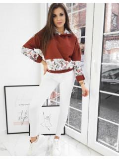 Džemperis (bordo krāsa) Tessa