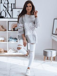 Džemperis (gaiši pelēka krāsa) Jode
