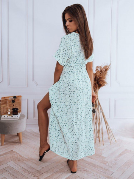 Sukienka SHIRLEY miętowa Dstreet EY1862
