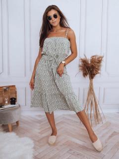 Sukienka w   DOLLA khaki Dstreet EY1850