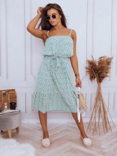 Sukienka w   DOLLA zielona Dstreet EY1847