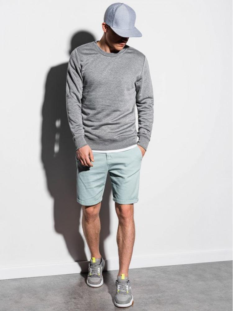 Vīriešu džemperis Samson (pelēka krāsa)