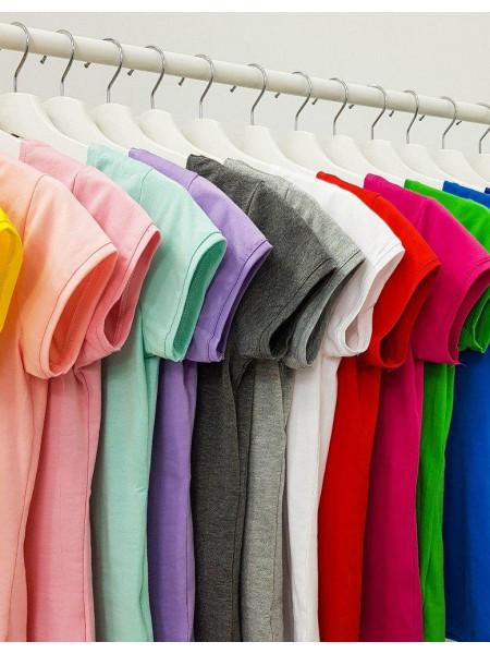 Moteriški marškinėliai Remi (purpura krāsa)