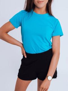 Sieviešu T-krekls (zils) Evelin