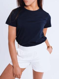 Sieviešu T-krekls (tumši zils) Nora