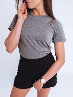 Sieviešu T-krekls (tumši pelēks) Moniq
