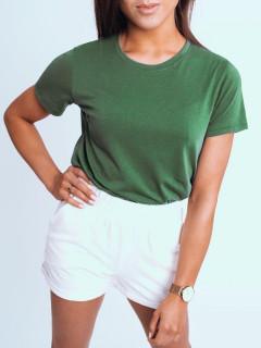 Sieviešu T-krekls (zaļš) Alīna