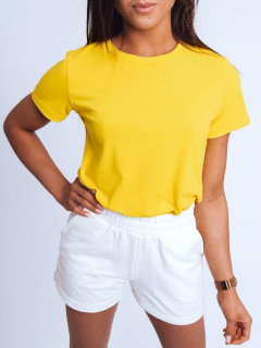 Sieviešu T-krekls (dzeltens) Diāna
