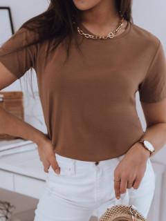 Moteriški marškinėliai (Brūns) Santia