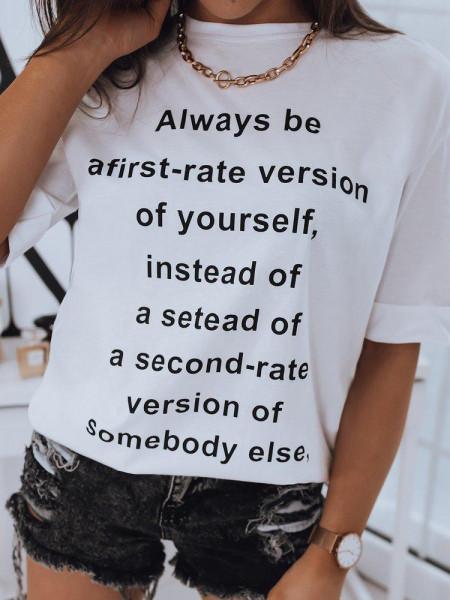 Sieviešu krekls (Balts) Denisa