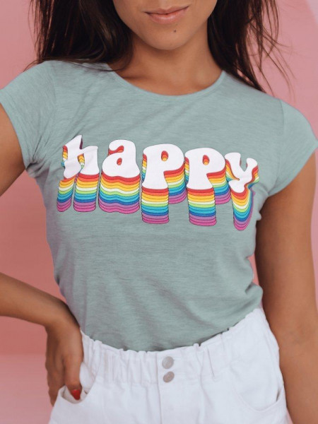 Sieviešu T-krekls (piparmētru krāsa) Alexa