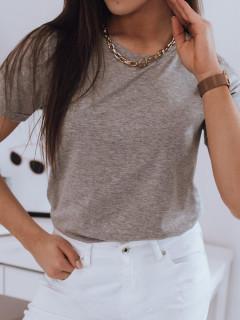 Moteriški marškinėliai (gaiši pelēks) Dana