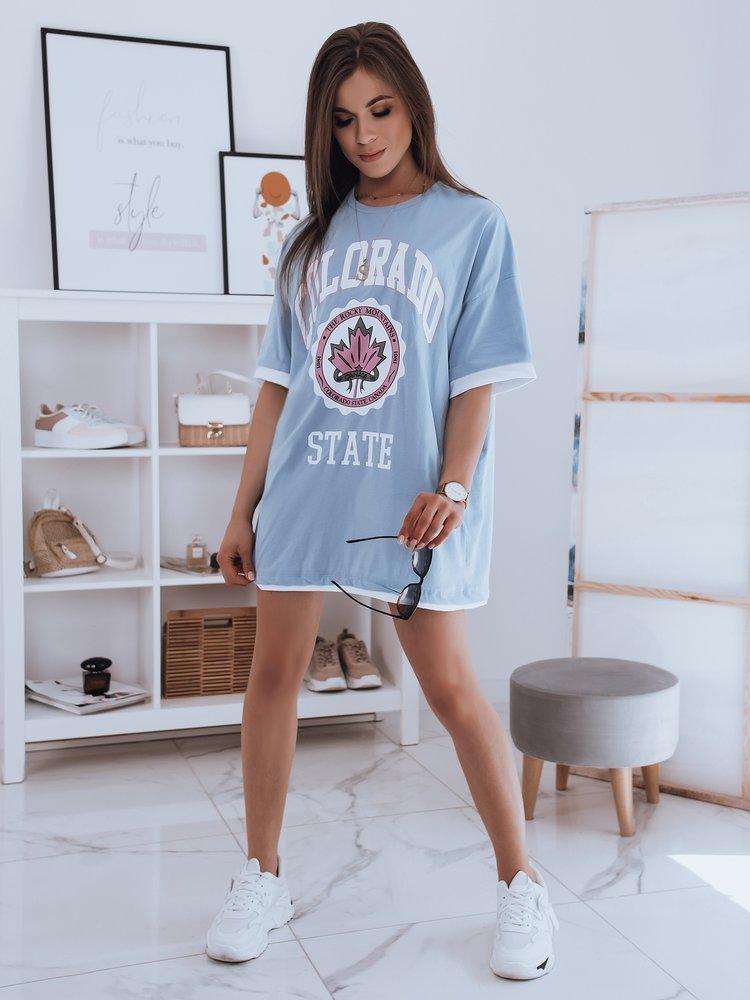 Moteriški marškinėliai (Zils) Grete
