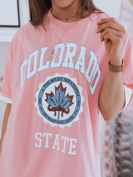 Sieviešu t-krekls (Sārts) Lippa