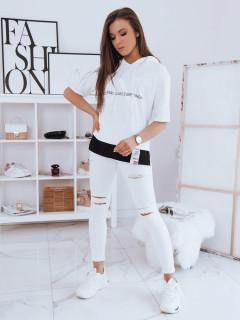 Moteriški marškinėliai (Balts) Simona