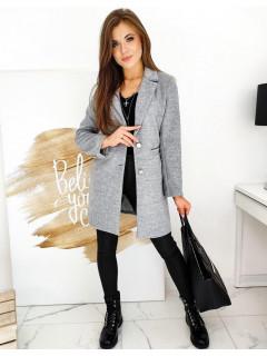 Moteriškas paltukas (gaiši pelēka krāsa) Denisa