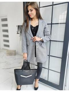 Moteriškas paltukas (gaiši pelēka krāsa) Elena