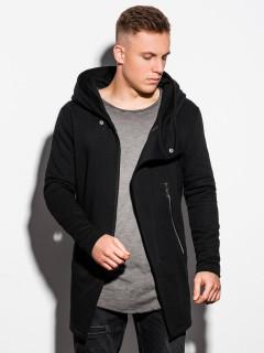 Vīriešu džemperis Kanon (melna krāsa)