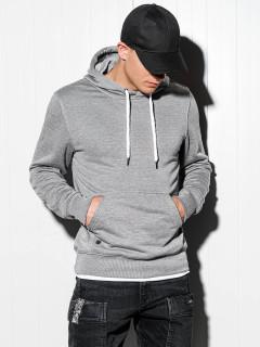 Vīriešu džemperis Conrad (pelēka krāsa)