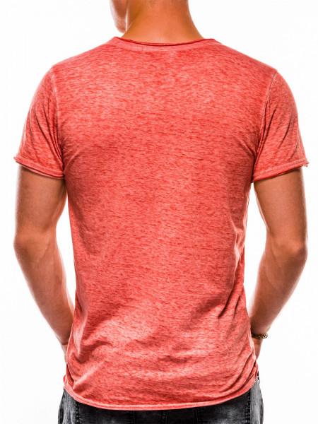 Vīriešu T-krekli Louis (koraļļu krāsa)