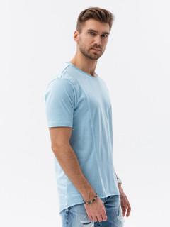 Vīriešu T-krekls (gaiši zils) Grego