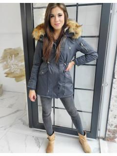 Žieminė Sieviešu jaka (Pelēks) Greya