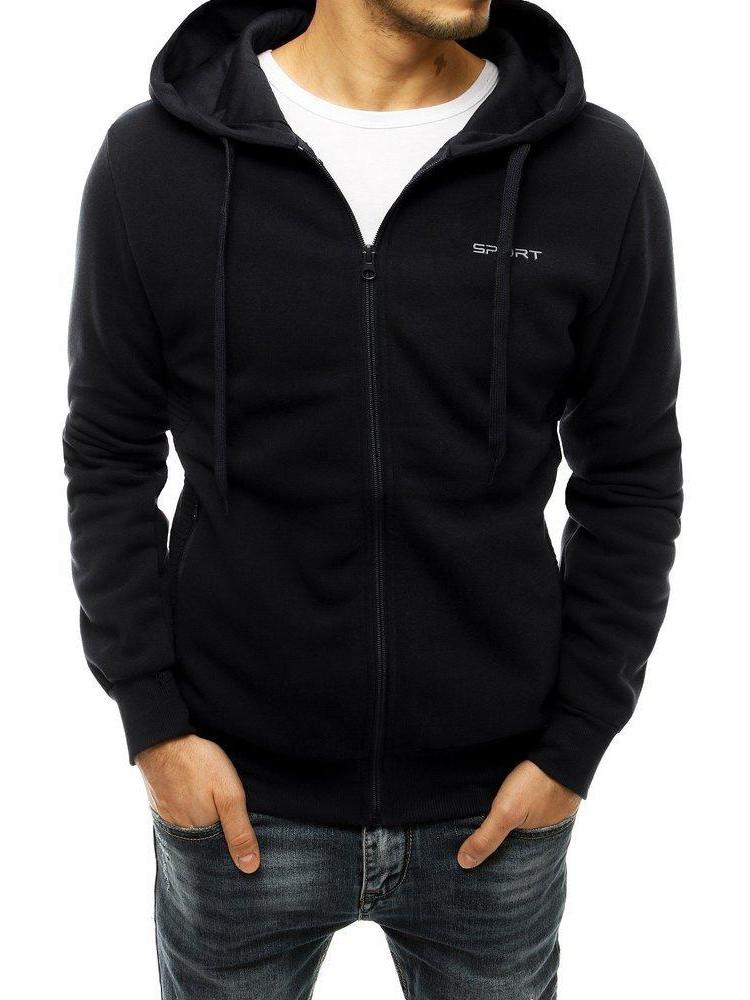 Vīriešu džemperis (Melns) Alex