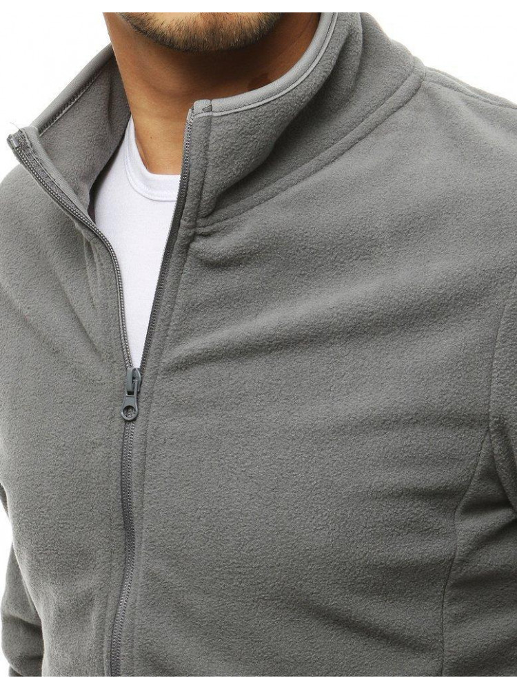 Vīriešu džemperis (gaiši pelēka krāsa) Zack