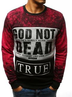 Vīriešu džemperis Remy (Sarkana krāsa)