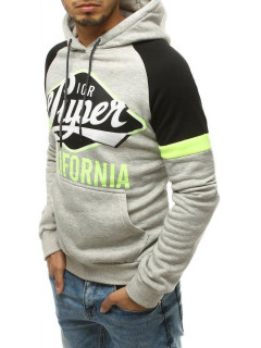 Vīriešu džemperis Aden (gaiši pelēka krāsa)