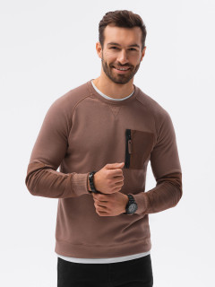 Vīriešu džemperis (brūns) Timmo