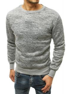 Vīriešu džemperis (gaiši pelēka krāsa) Liamo