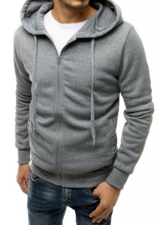 Vīriešu džemperis (gaiši pelēka krāsa) Denis
