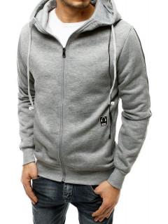 Vīriešu džemperis (gaiši pelēka krāsa) Weston