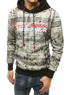 Vīriešu džemperis (gaiši pelēka krāsa) Ayden