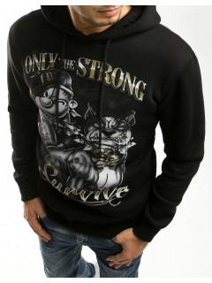 Vīriešu džemperis (Melns) Kemo
