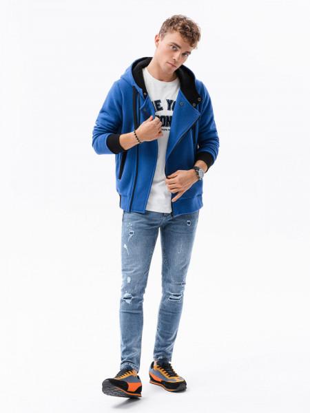 Vīriešu svīteris Felipe (Zils krāsa)