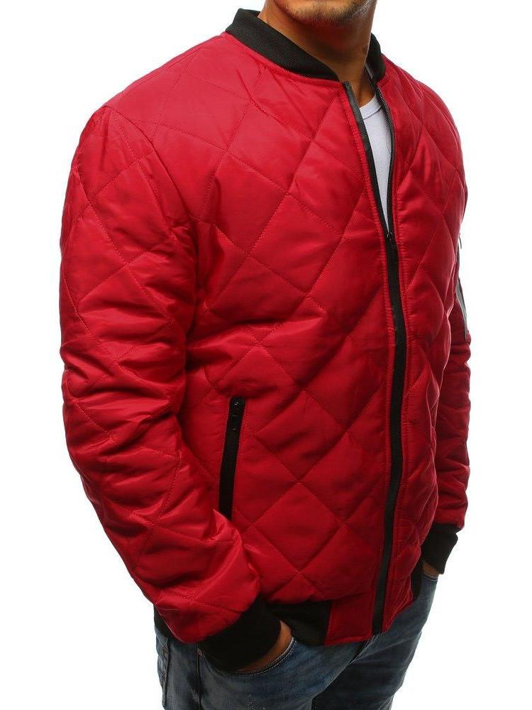 Vīriešu virsjaka Kendrick (Sarkana krāsa)