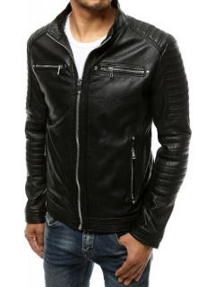Vīriešu odinė jaka (Melns) William