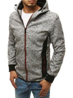 Vīriešu rudeninė jaka Eric (gaiši pelēka krāsa)