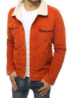 Vīriešu rudeninė jaka Oliver (Oranžs)