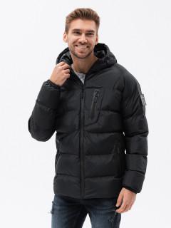 Vīriešu ziemas jaka Isqesis C502