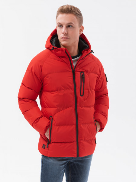 Vīriešu ziemas jaka Isra C502