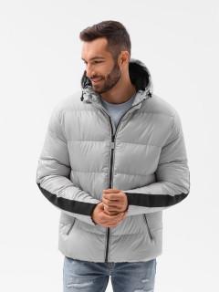 Vīriešu ziemas jaka Ismene C503