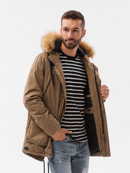 Vīriešu ziemas jaka Itai c512
